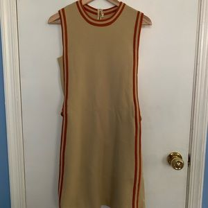 Vintage Wool Lord and Taylor 60s/70s Mod Dress